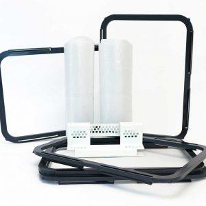 Flex-e-Frame3R'S Reduce, Recycle, Reusable